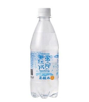 ホタルの里の炭酸水